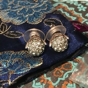 Brighton post earrings, brand new